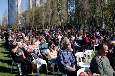 La iglesia menonita celebró 100 años en Argentina