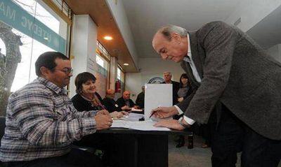 UTEDYC elecciones 2017: Bonjour conducirá el gremio hasta el 2021