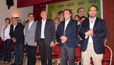 Presentaron candidatos del Frente Cambia Jujuy