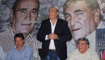 Respaldo de Rubén Rivarola a candidatos mendieteños