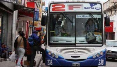 ¿Se viene el boleto obrero en Salta? El proyecto de dos diputados opositores