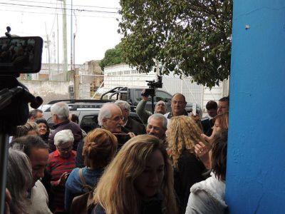 """Taiana en Dorrego: """"Votar por Unidad Ciudadana es defender el salario y la dignidad de los trabajadores"""""""