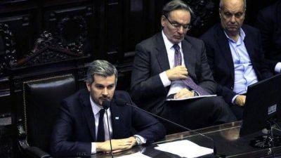 El Gobierno analiza convocar a sesiones extraordinarias para aprobar un paquete de leyes