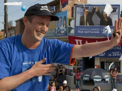 Ante la falta de candidatos, Martín Insaurralde lanzó su campaña a gobernador 2019