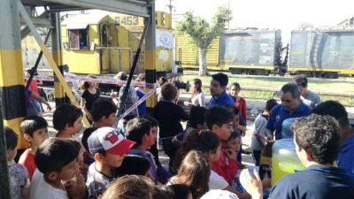 La Fraternidad celebró el Día del Niño en todo el país