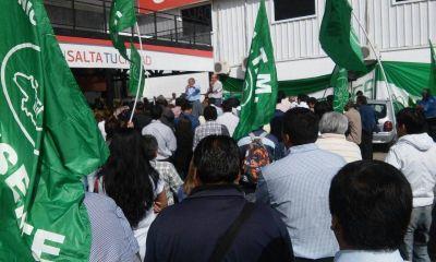 Salta: Trabajo dictó la Conciliación Obligatoria en el conflicto de los municipales de ATE