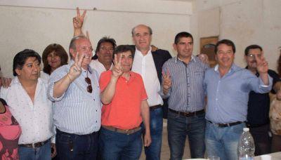 Frente Justicialista presentó candidatos en Fraile Pintado