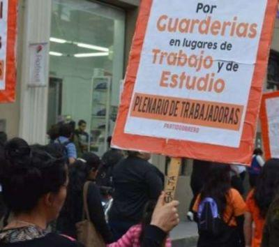 El oficialismo apoya el proyecto del PO para la creación de guarderías en dependencias estatales