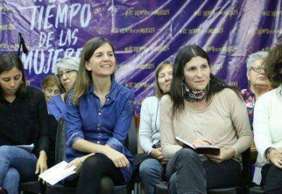 Encuentro de mujeres de Unidad Ciudadana