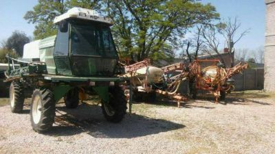 Agroquímicos: protesta e inspección