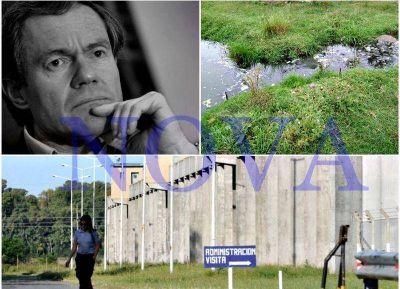 Abandono de las cárceles: graves irregularidades en el manejo de los líquidos cloacales en la Unidad N° 21 de Campana