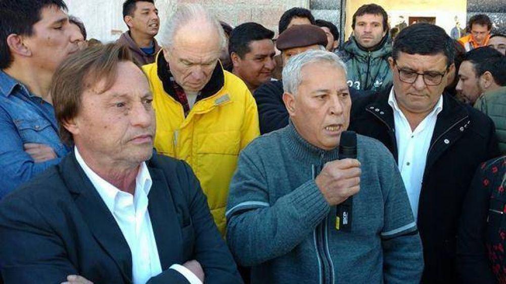 Hubo acuerdo entre Varisco y el Suoyem