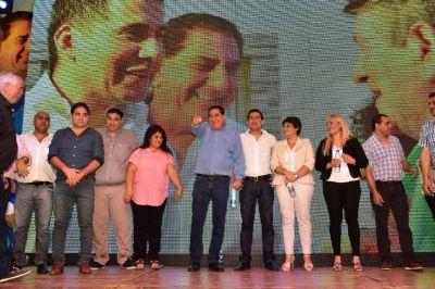 Imponente acto de presentación de los candidatos a concejales de Valores Ciudadanos