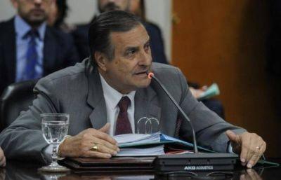 Rozas renunció como presidente del interbloque de Cambiemos