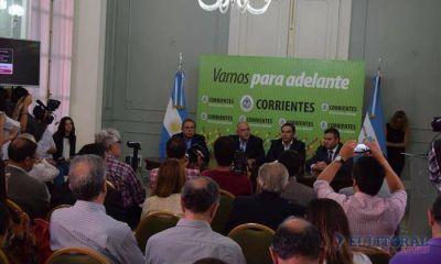Vignolo anunció asignaciones del Plan Belgrano por más de $36 mil millones