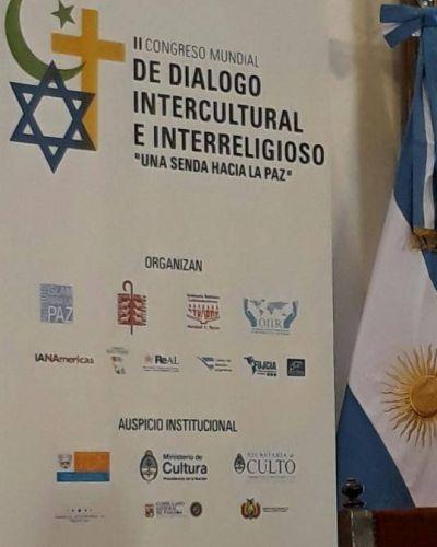 Seminario Rabínico: Congreso Mundial de Diálogo Intercultural e Interreligioso