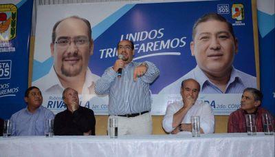 Candidato a concejal por Palpalá hizo su lanzamiento