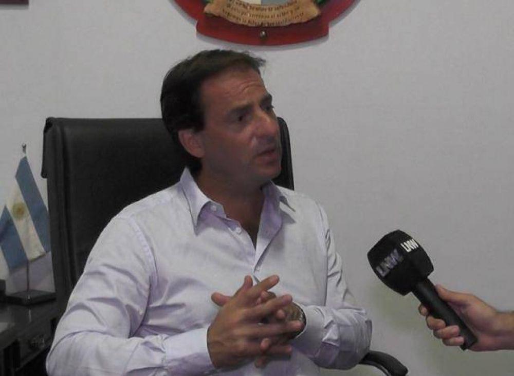 """Ariel Sujarchuk: """"Este es el primer gobierno nacional que no apoya la Fiesta Nacional de la Flor"""""""