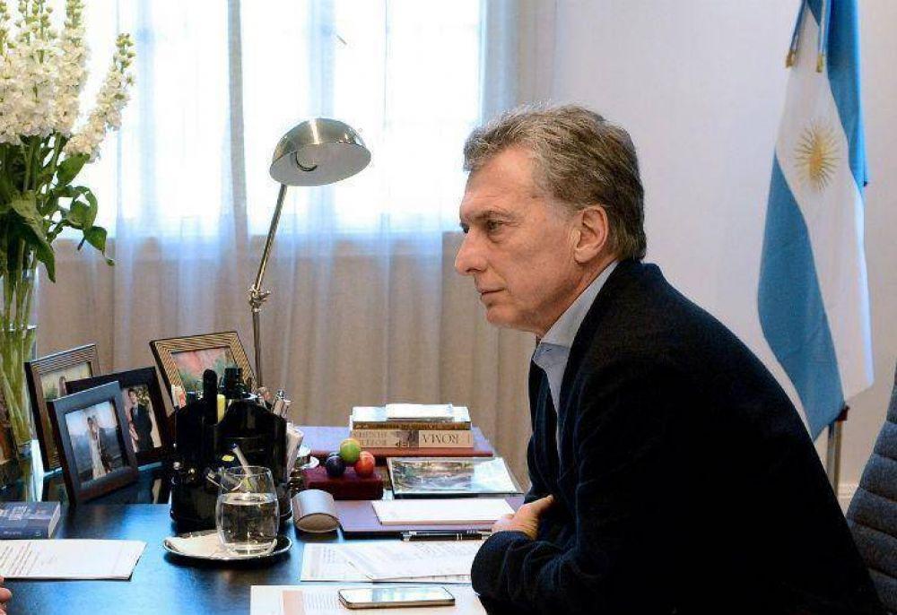 En plena campaña, Mauricio Macri visitaría La Punta en los próximos días