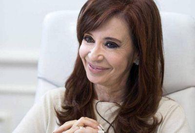 "Cristina: ""Yo soy peronista, no me digas que soy kirchnerista"""