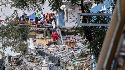 Estiman gastos superiores a los 2.000 millones de dólares para la reconstrucción edilicia tras sismo
