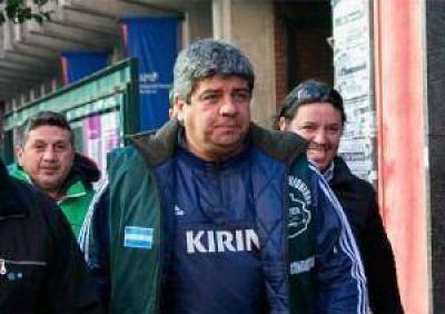 Pablo Moyano mantiene perfil propio en la interna de la CGT