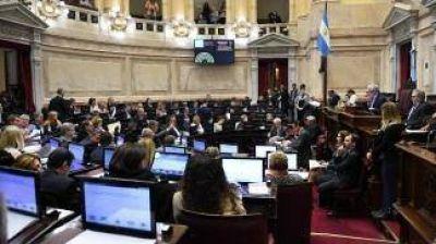 Se aprobó por unanimidad el proyecto que pena la corrupción empresaria y se giró a Diputados