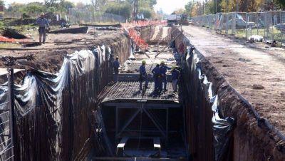 Paralizaron 181 obras públicas en La Plata y aseguran que fue por amenazas