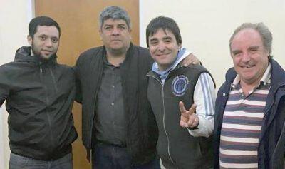 Díscolo de las 62 Organizaciones se reunió con Pablo Moyano
