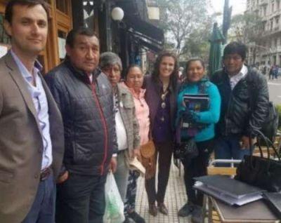 """Fiore: """"En Salta, avanzamos en la regularización de los territorios indígenas"""""""