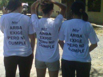 Los trabajadores de ARBA crearon una agrupación para defenderse de Fossatti
