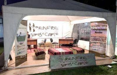 El RENATRE Entre Ríos participó de la 124º Exposición Rural de Gualeguaychú