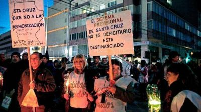Gremios santacruceños denunciaron una provincia saqueada y con instituciones devastadas