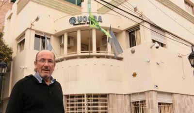 Se oficializó la designación de Vergara al frente de UOCRA La Plata