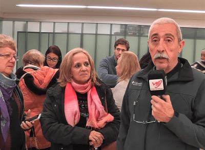 Jubilados del SUOEM demandan a la Caja de Jubilaciones