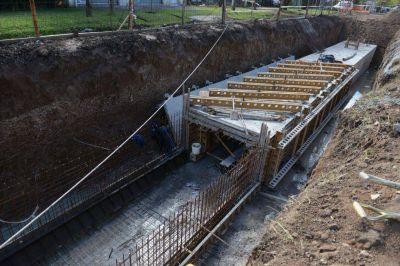 Ejecutan un plan de agua potable en Ezeiza