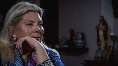 Elisa Carrió contra Hugo Moyano: lo quiere preso como al
