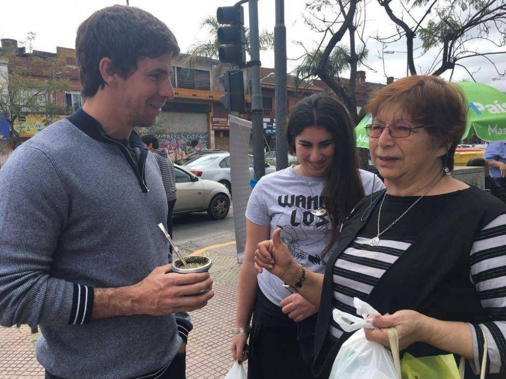 San Fernando inició su campaña para las elecciones de octubre