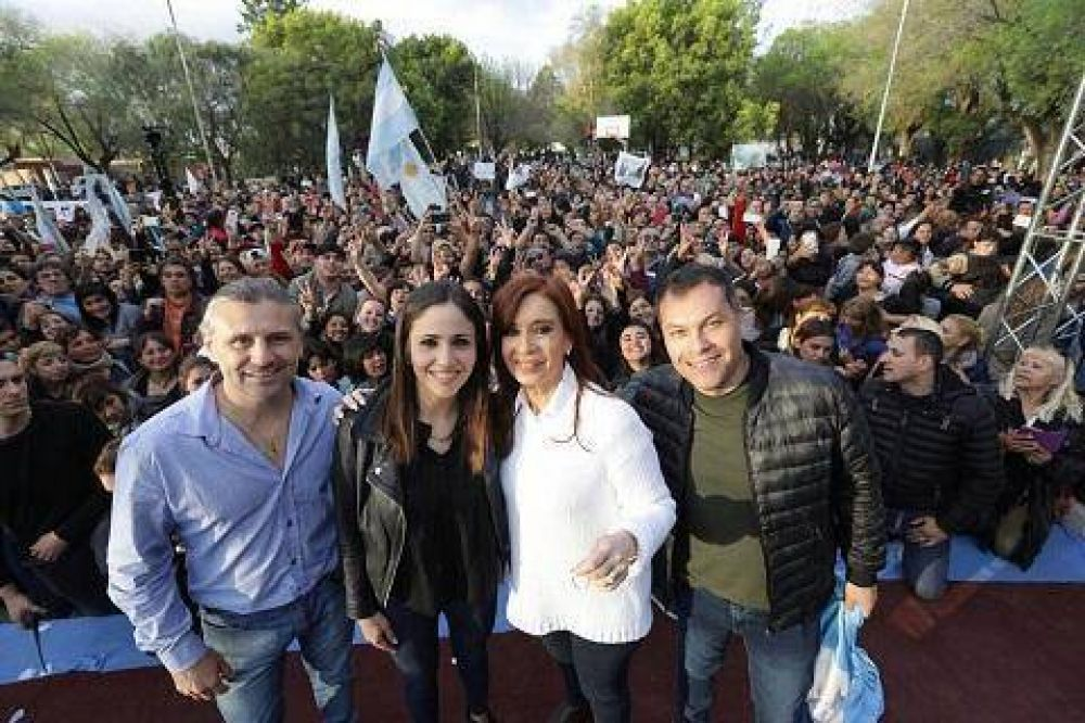 Con Moreno en crisis, Festa vivió su peor semana como intendente
