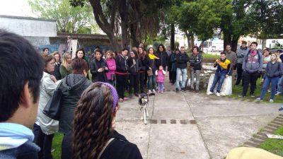 En Luján también se reclamó por Santiago