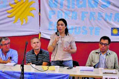 Unidad Ciudadana, el partido de Cristina, apoya a Jaldo