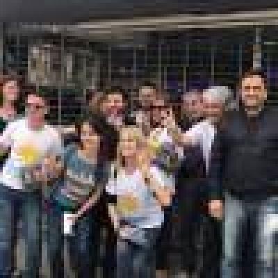 Unidad Porteña recorrió la Ciudad
