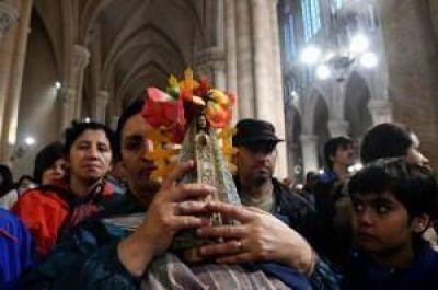 La tradicional peregrinación a Luján concluyó con una exhortación a traducir su