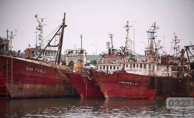 Para combatir la desocupación, exigen el apoyo del Estado para renovar la flota pesquera