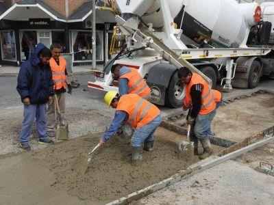 Se completa la repavimentación de la intersección de calles 57 y 64