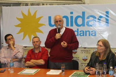 Unidad Ciudadana redobla los esfuerzos y vuelve a La Plata