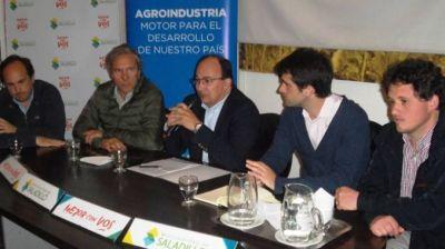 El municipio recibió importante aporte del Ministerio de Agroindustria de la Nación