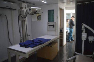 Con una amplia variedad de servicios, llegó a Mar del Plata el Tren Social y Sanitario