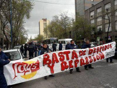 """Manifestación de Trabajadores de PEPSICO: """"Por ser multinacional se creen que pueden hacer lo que quieren"""""""
