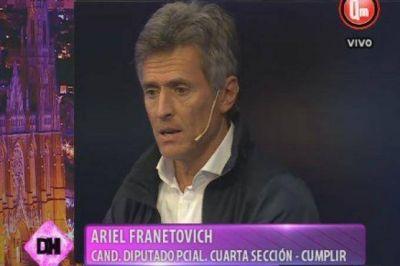 """""""Con Cristina no tenemos futuro, va a volver a ganar Macri"""", anticipan desde el randazzismo"""